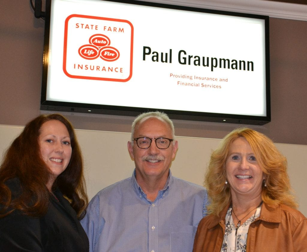Hubbard new face at State Farm Insurance - Lakefield Standard