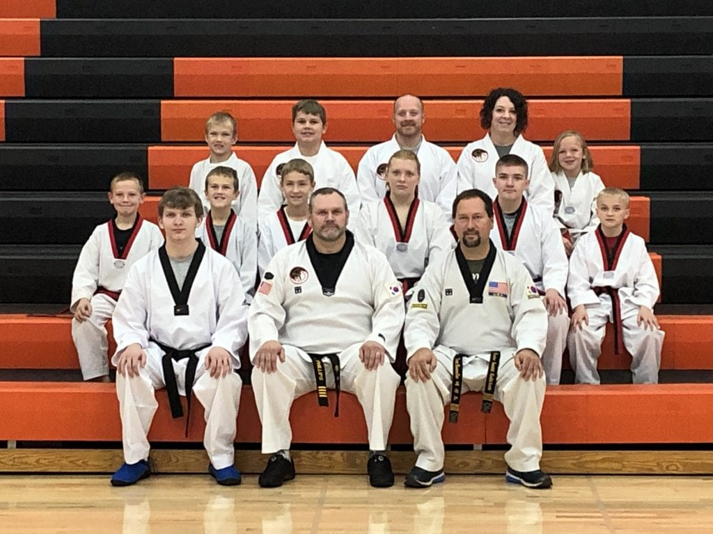 Locals fare well at regional tae kwon do tournament - Lakefield Standard